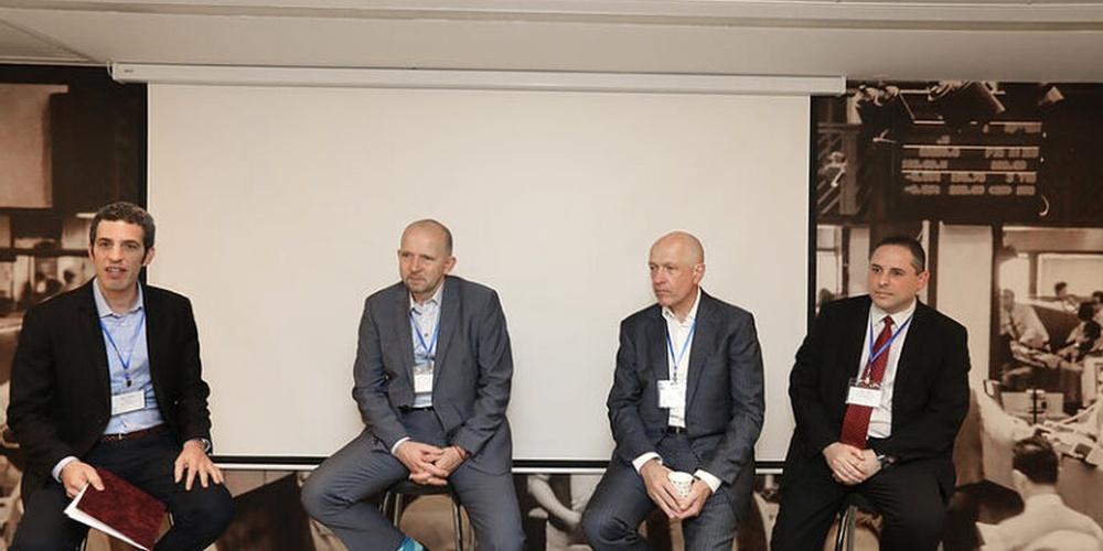2014 - Visit of Ceska Sporitelna Bank leadership